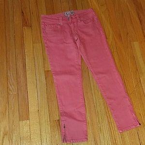 Coral American Rag Jeans
